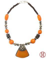Halskette Lavomet