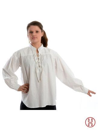 Schnuerbluse-Mittelalter-Bluse-Piratenbluse