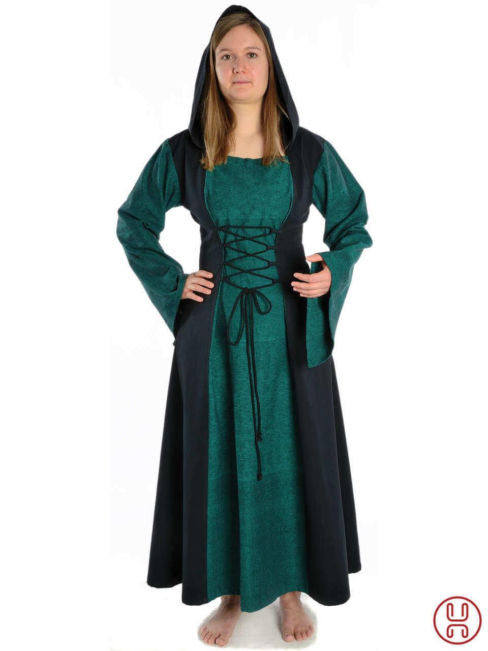 9e61e61a2912f5 Mittelalter Kleid Liebgart   HEMAD Gewandungen