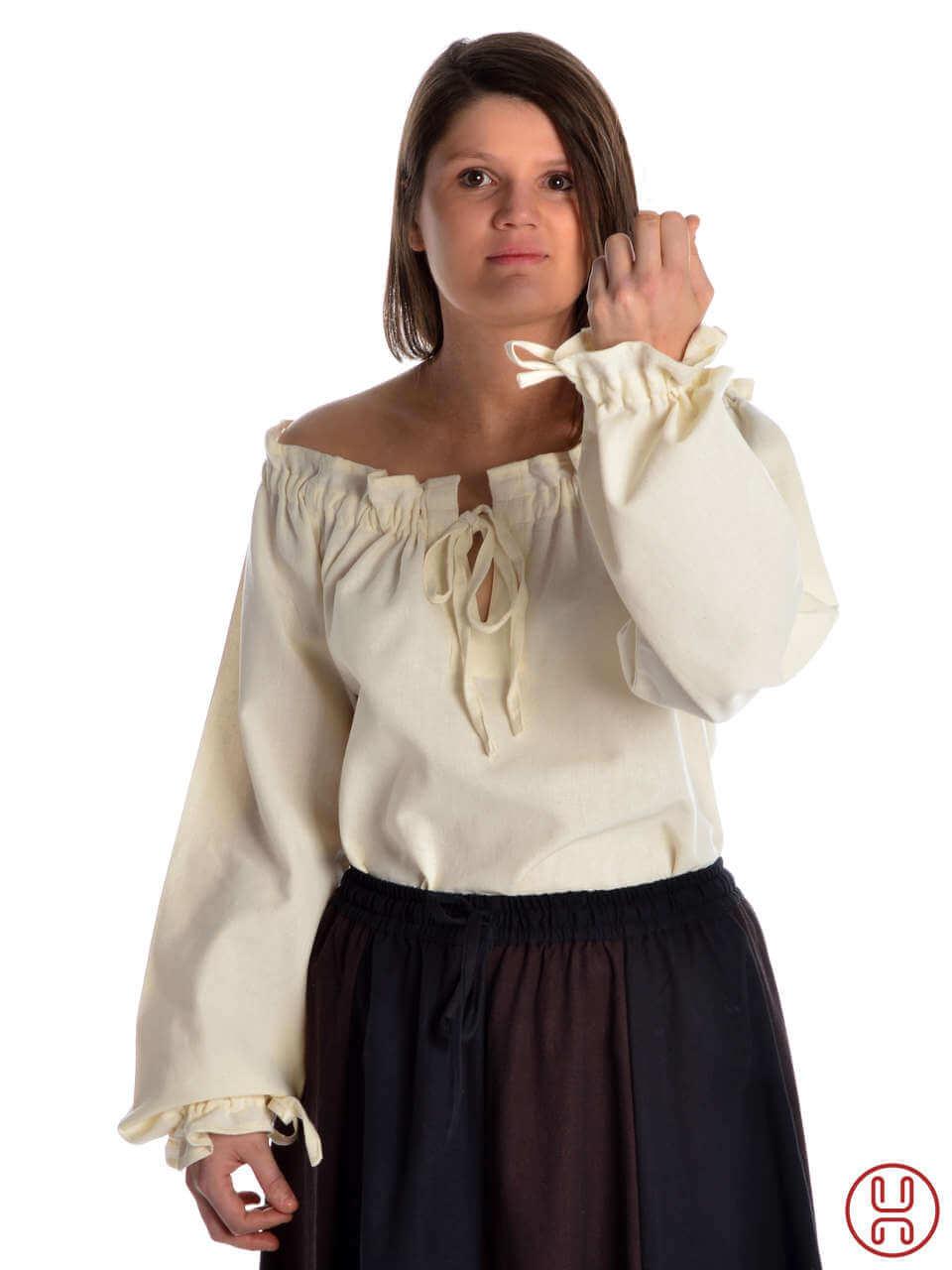 Mittelalter Bluse Gotelinde | HEMAD Gewandungen