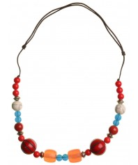 Halskette Lofn