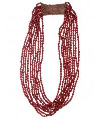 Halskette Olimpia Korallen-Design