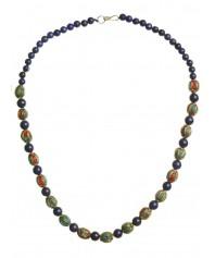 Halskette Blubena Lapis