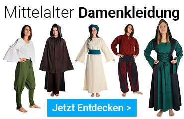 Mittelalter Kleidung Damen