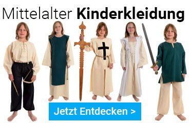 Mittelalter Kinder Kleidung